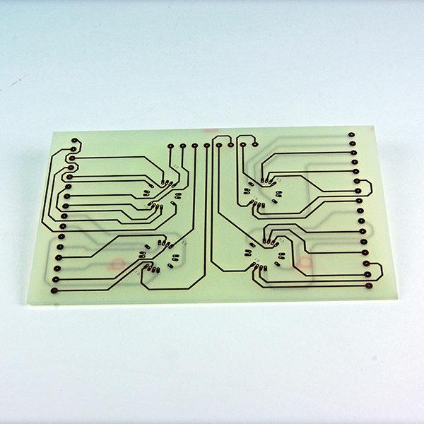 Kretskort för miniatyromkopplare